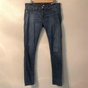 Skinny Rag & Bone Quinn jeans